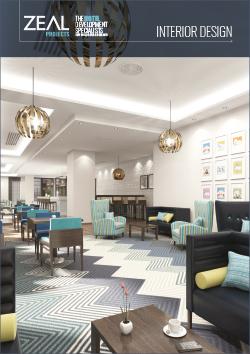 Zeal Projects Interior Design Brochure