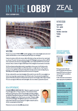 In The Lobby Issue 2 October 2015
