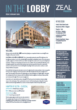 In The Lobby Issue 3 February 2016