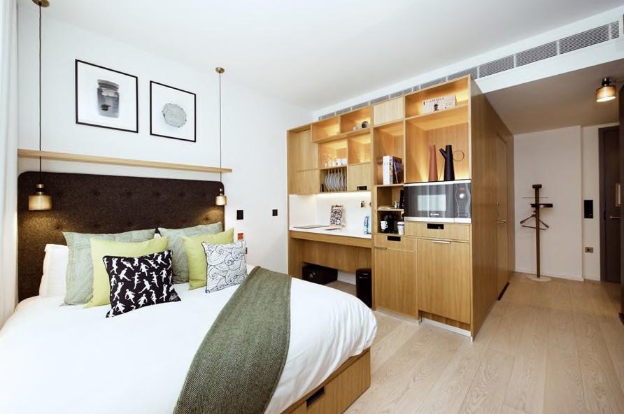 Wilde Aparthotel Manchester