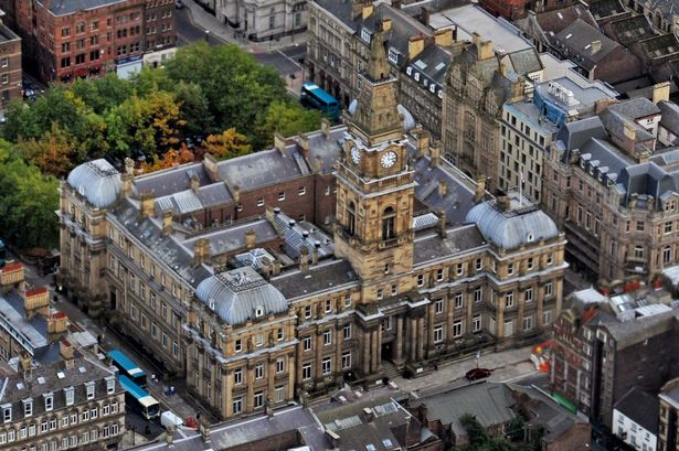 THE MUNICIPAL BUILDINGS, DALE STREET, LIVERPOOL